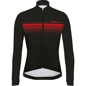Santini Mare Design L/S Jersey Men, red